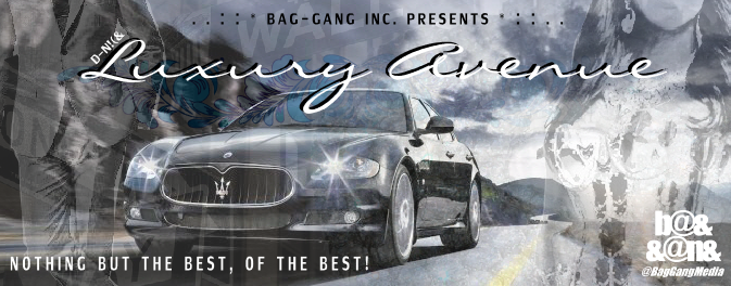 . . : : * BAG-GANG LUXURY AVE * : : . .