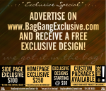 ADVERTISE WITH BAG-GANG!
